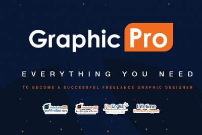 Graphic Pro by Creative Clan - Graphic Design Bangla Course